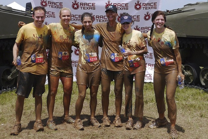 Fighting Texas Mud Run