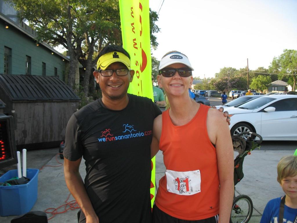 Texas Tough Run '13