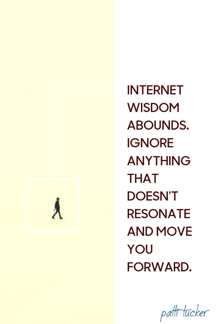 When is it Best to Ignore Internet Wisdom